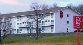 Duluth Spirit Mountain Red Roof Inn, Proctor Minnesota