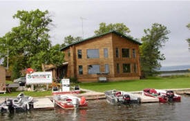 Sandy Point Lodge, Ray Minnesota