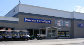 Wilcox Furniture Store, Red Lake Falls Minnesota