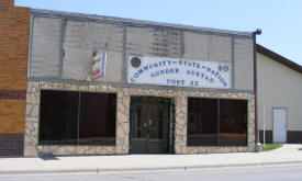 American Legion Post 22, Red Lake Falls Minnesota