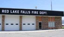 Red Lake Falls Fire Department, Red Lake Falls Minnesota