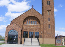 St. Joseph Church, Red Lake Falls Minnesota