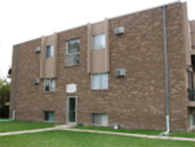 Town View I & II Apartments, Red Lake Falls Minnesota