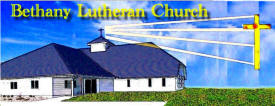 Bethany Lutheran Church, Red Lake Falls Minnesota