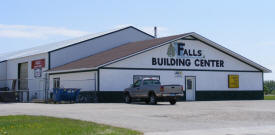 Falls Building Center, Red Lake Falls Minnesota