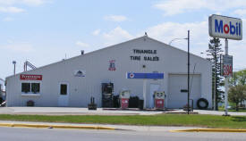 Triangle Tire Sales & Auto Service, Red Lake Falls Minnesota