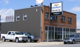 Thibert's Chevrolet & Buick, Red Lake Falls Minnesota