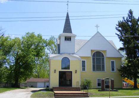First Presbyterian Church, Red Lake Falls Minnesota, 2008