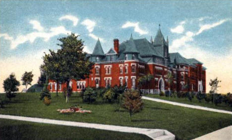 Lutheran Ladies' Seminary, Red Wing Minnesota, 1910's