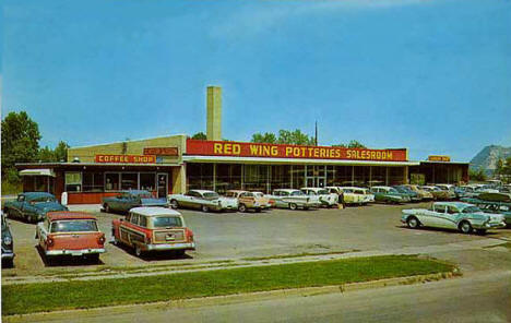 Red Wing Potteries, Red Wing Minnesota, 1950's