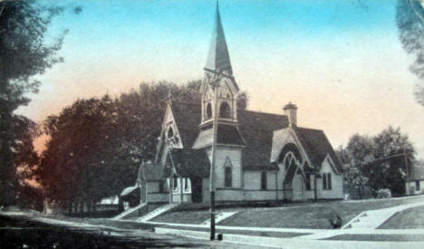 Presbyterian Church, Redwood Falls Minnesota, 1910's