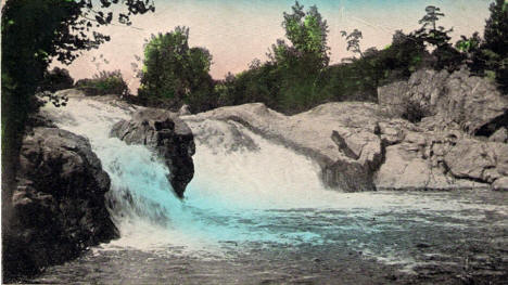 Redwood Falls, in Redwood Falls Minnesota, 1908