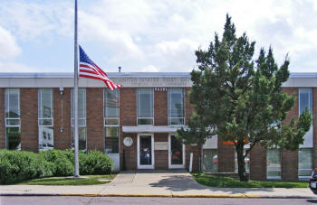 US Post Office, Redwood Falls Minnesota