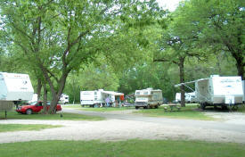 Ramsey Park Campground, Redwood Falls Minnesota