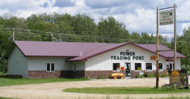 Remer Trading Post, Remer Minnesota