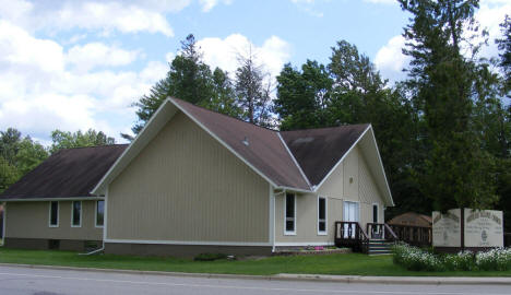 Northland Alliance Church, Remer Minnesota, 2009
