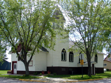 Congregational Church, Remer Minnesota, 2009