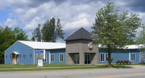 Harvest Church of God, Remer Minnesota, 2009