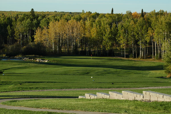 The Retreat Golf Club, Floodwood Minnesota