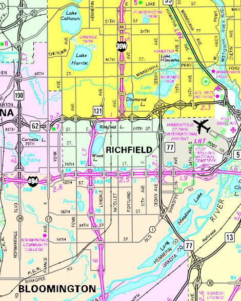 Guide To Richfield Minnesota