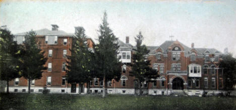 St. Mary's Hospital, Rochester Minnesota, 1909