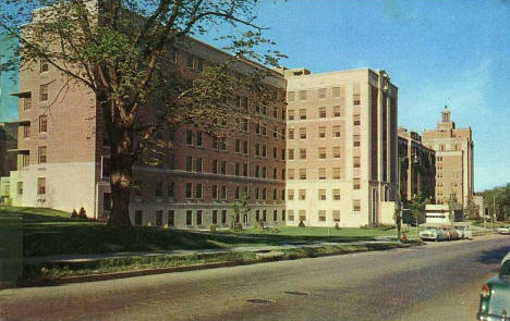 St. Mary's Hospital, Rochester Minnesota, 1950's