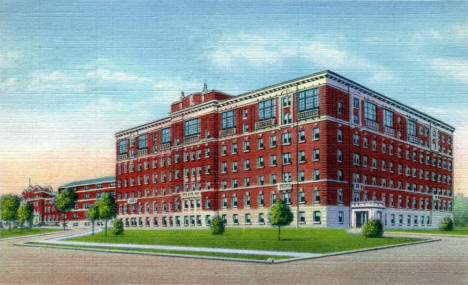 St. Mary's Hospital, Rochester Minnesota, 1934
