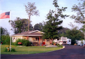Autumn Woods RV Park, Rochester Minnesota
