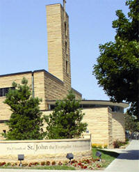 Saint John's Catholic Church, Rochester Minnesota