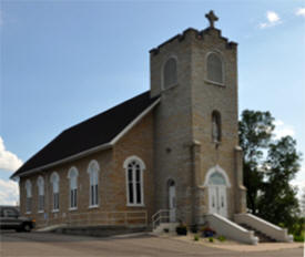 Saint Bridget's Catholic Church, Rochester Minnesota