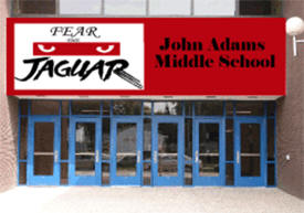 John Adams Middle School, Rochester Minnesota