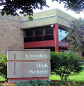 Lourdes High School, Rochester Minnesota
