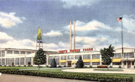 Libby Plant at Rochester Minnesota, 1948