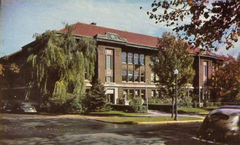Coffman High School, Rochester Minnesota, 1950's