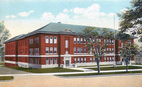 High School, Rochester Minnesota, 1926