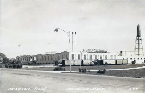 Monarch Foods, Rochester Minnesota, 1948