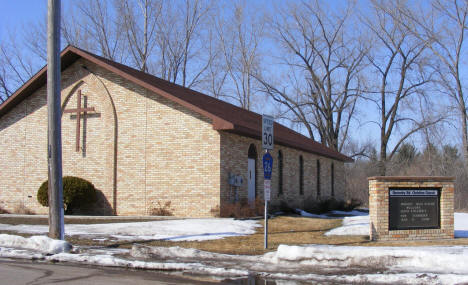Ronneby Road Christian Church, Ronneby Minnesota, 2009