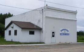 Roosevelt Community Center, Roosevelt Minnesota
