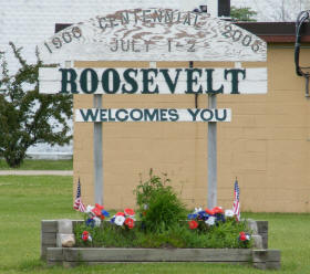 Welcome to Roosevelt Minnesota!