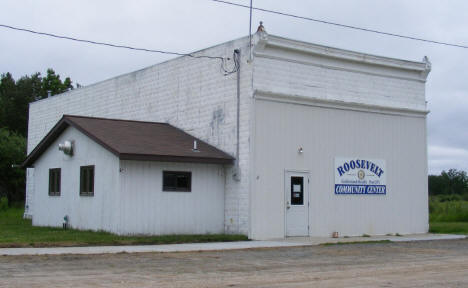 Community Center, Roosevelt Minnesota, 2009