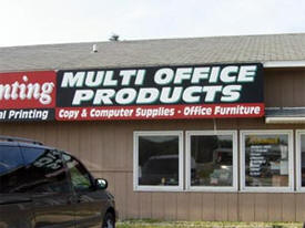 Multi Office Products, Roseau Minnesota