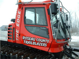 Roseau County Trailblazers