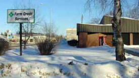 Farm Credit Services, Roseau Minnesota