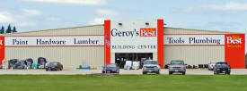 Geroy's Building Center, Roseau Minnesota