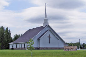 Moe Lutheran Church, Roseau Minnesota