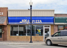 Jake's Pizza, Roseau Minnesota