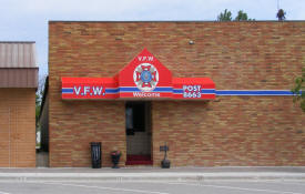 Veterans of Foreign Wars, Roseau Minnesota