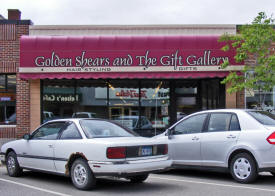 Golden Shears & The Gift Gallery, Roseau Minnesota