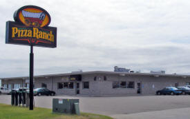 Pizza Ranch, Roseau Minnesota