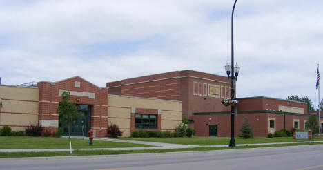 Roseau High School, Roseau Minnesota, 2009